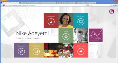 Pastor_nike_adeyemi's_website_layout